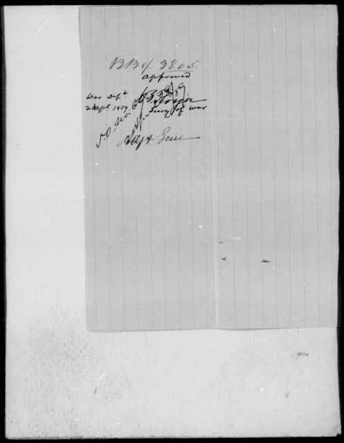 Porter, J B - State: [Blank] - Year: 1859 - File Number: P76