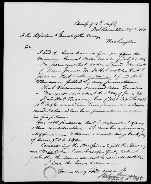 Powers, Stephen - State: Washington - Year: 1848 - File Number: P297