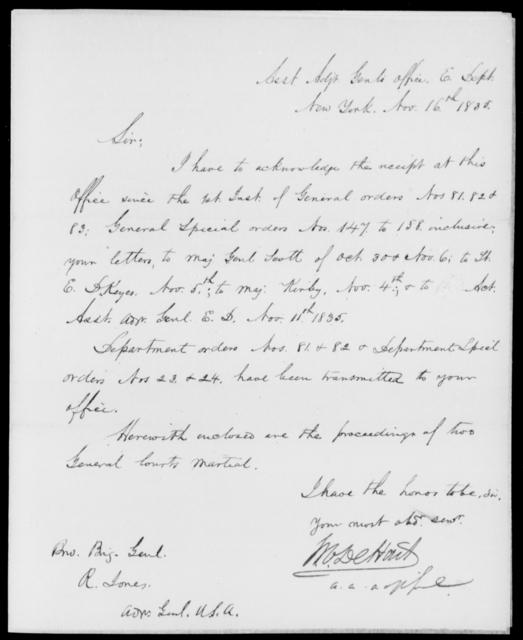 Scott, [Blank] - State: Rhode Island - Year: 1835 - File Number: S273