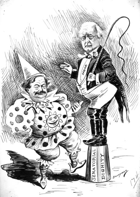 Is This a Circus? -- G.F. Hoar