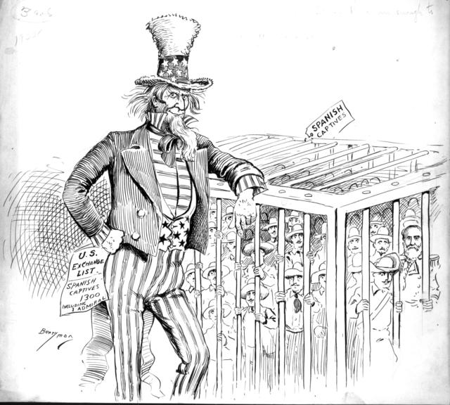 Uncle Sam - Guess there's enough here to secure Hobson's release