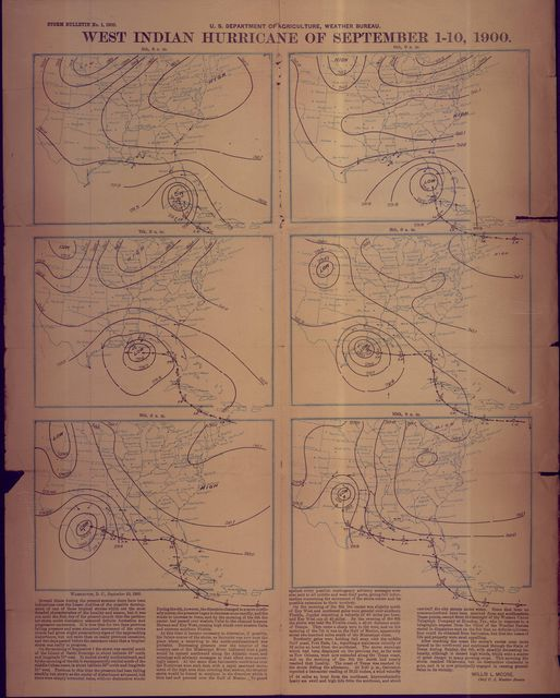 West Indian Hurricane of September 1-10, 1900