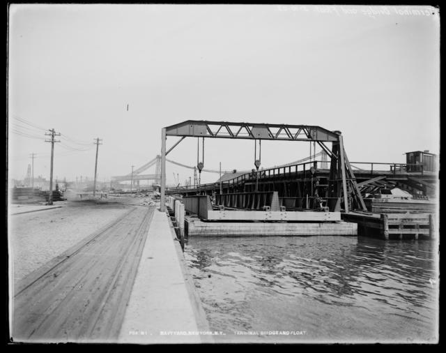 Terminal Bridge and Float
