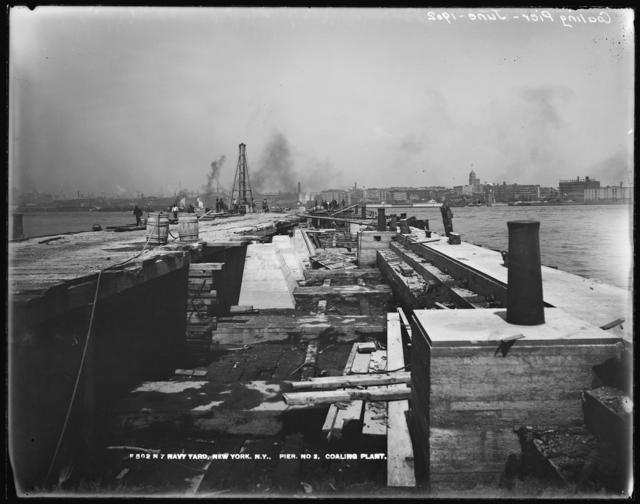 Pier 2, Coaling Plant