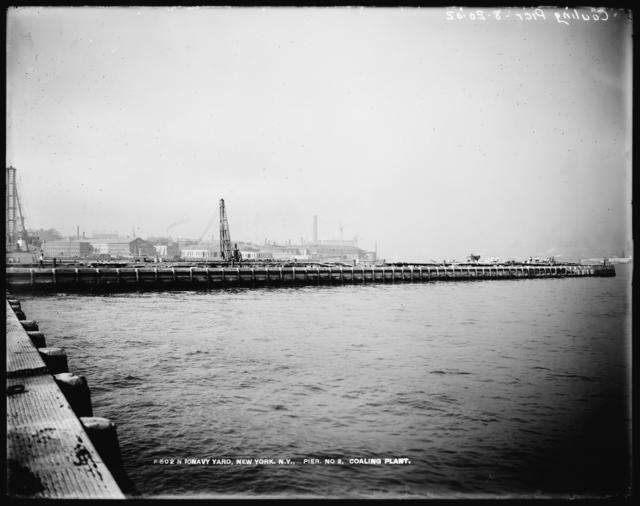 Pier No. 2 - Coaling Plant