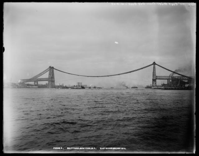 East River Bridge Number 2