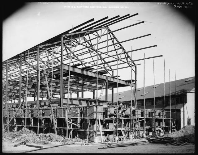 Building Number 131, West-Half