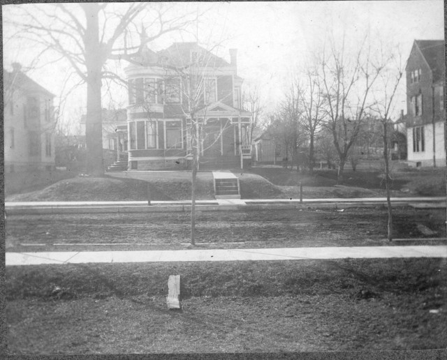 Photograph of Wallace Family Home