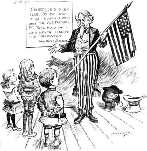 Flag Day - 1904