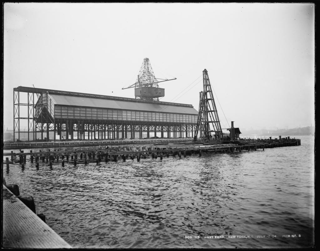 Pier Number 3