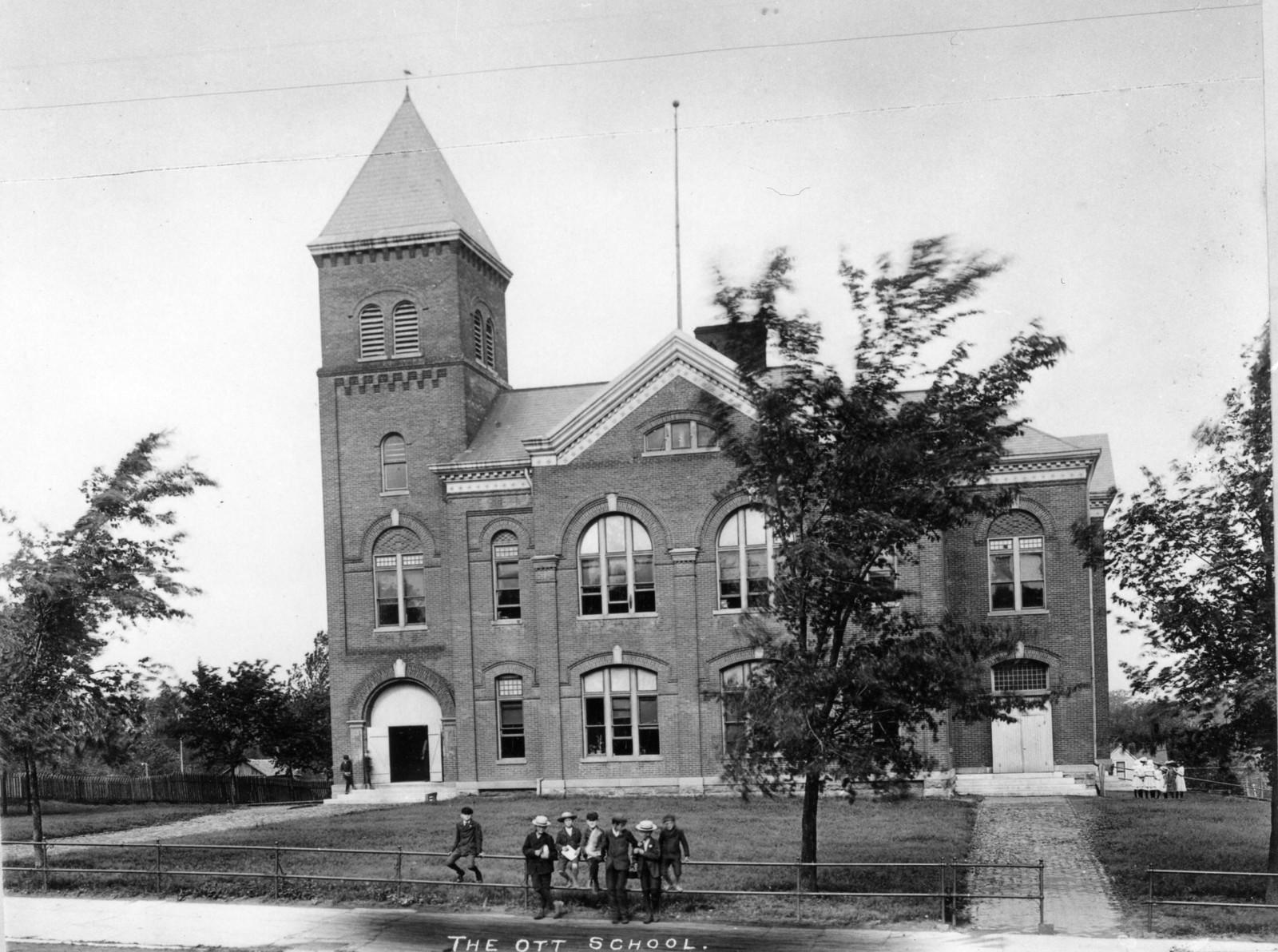 Photograph of Ott School