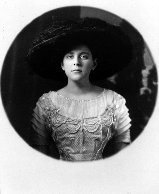 Portrait of Maud Louise Gates Drake