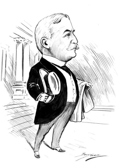 Inaugural Committee No. 40, Admiral George Dewey