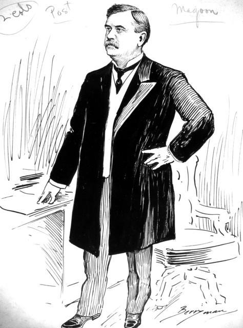 Hon. Charles E. Magoon