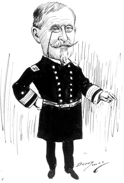 Rear Admiral Winfield Scott Schley, Retired