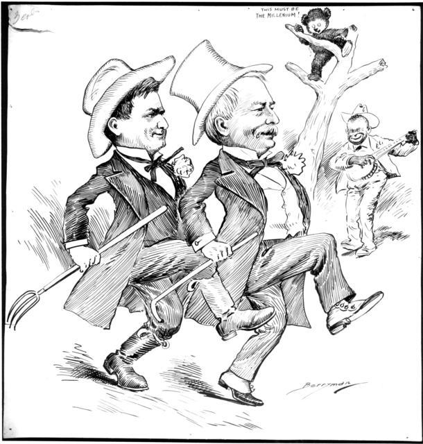 Tillman - The Senatorial Brothers - Foraker