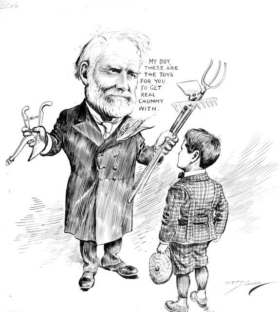 Secretary Wilson's Idea Of Training For The American Boy