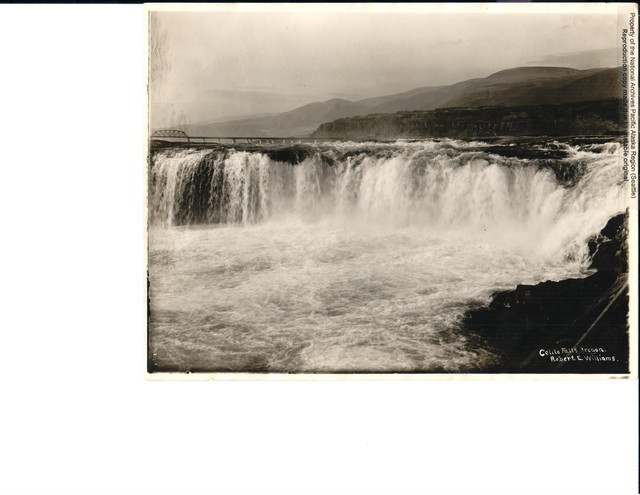 Celilo Falls, Oregon