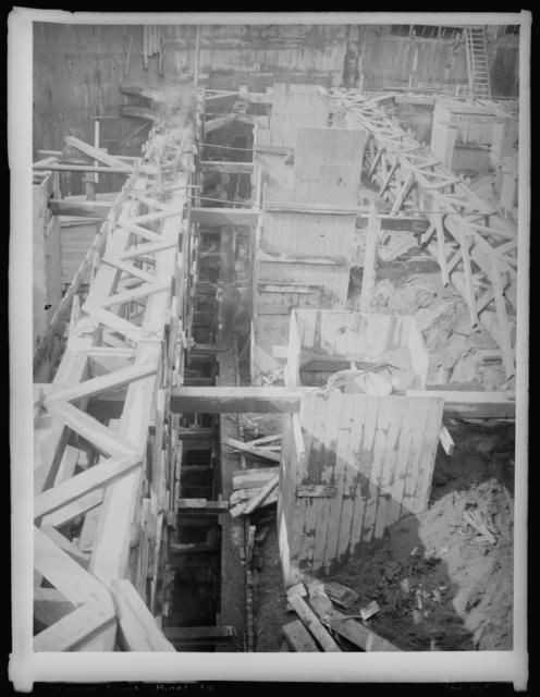 Drainage Trench Panel 34