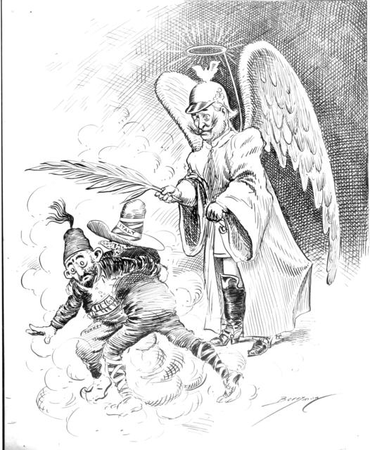 The New Angel of Peace