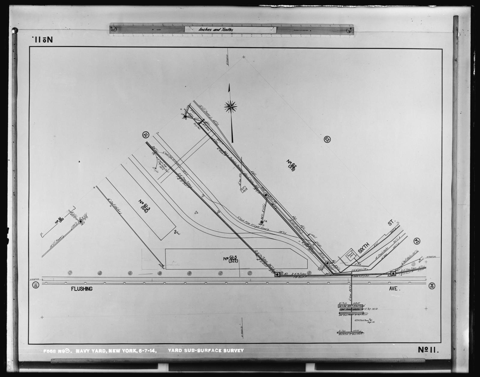Yard Sub-Surface Survey, Number 11