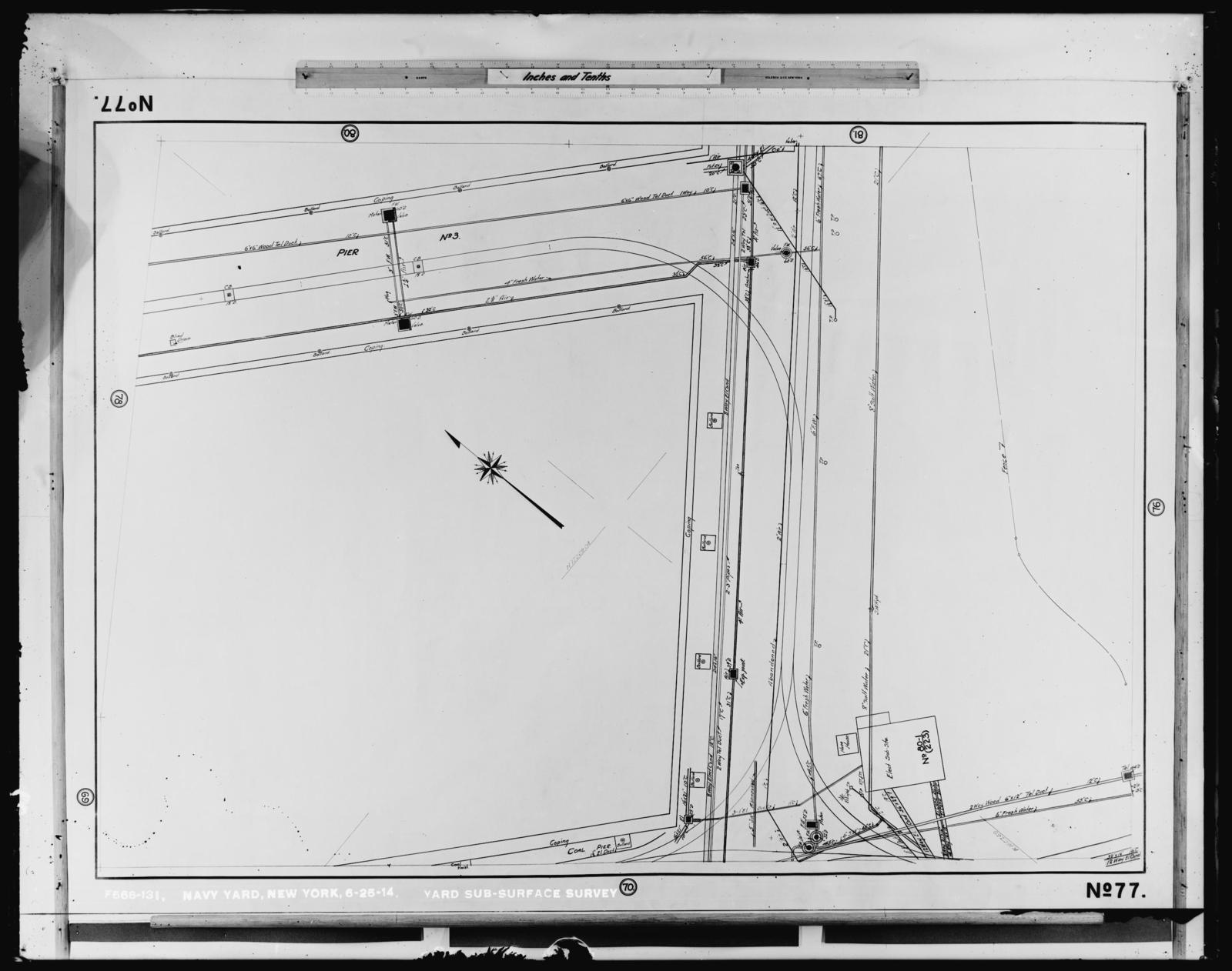 Yard Sub-Surface Survey (No. 77)