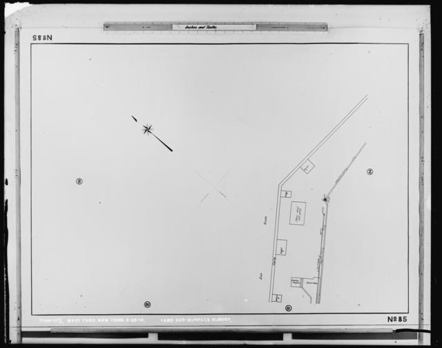Yard Sub-Surface Survey (No. 85)