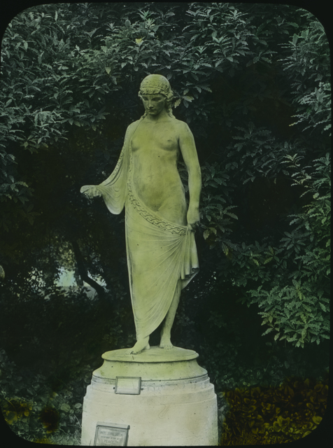 Photograph of Peace by Sherry E. Fry at the Panama-Pacific International Exposition