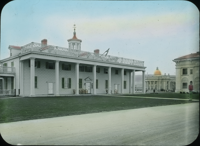 Photograph of the Virginia State Building at the Panama-Pacific International Exposition