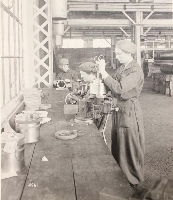 Women Operators (Bench Work)