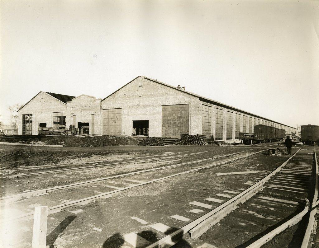 """9.5"""" Carriage Shop, Watertown Arsenal"""