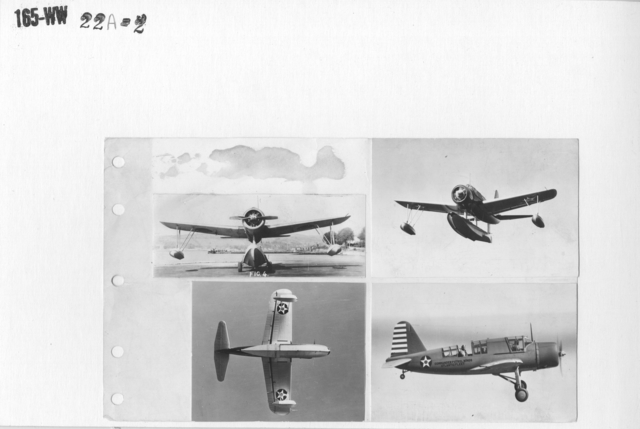Airplanes - Types - No Caption. 4 pictures of Commander Patrol Wings Atlantic Fleet Airplane
