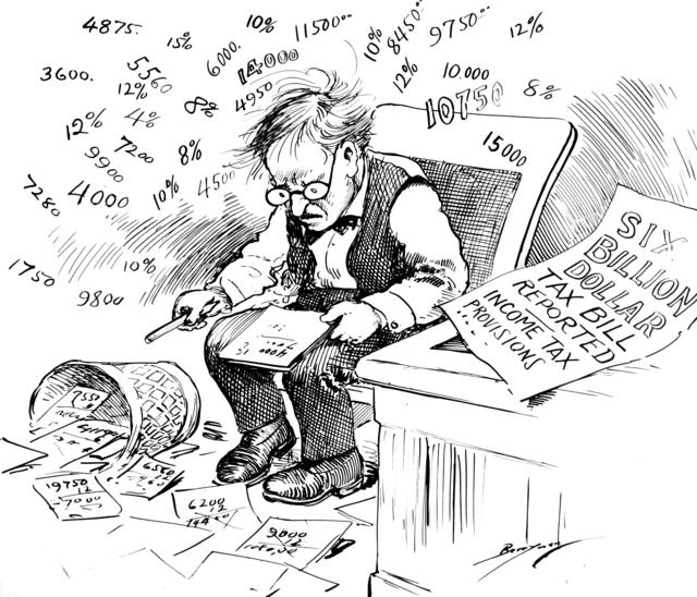 Calculating New Income Tax
