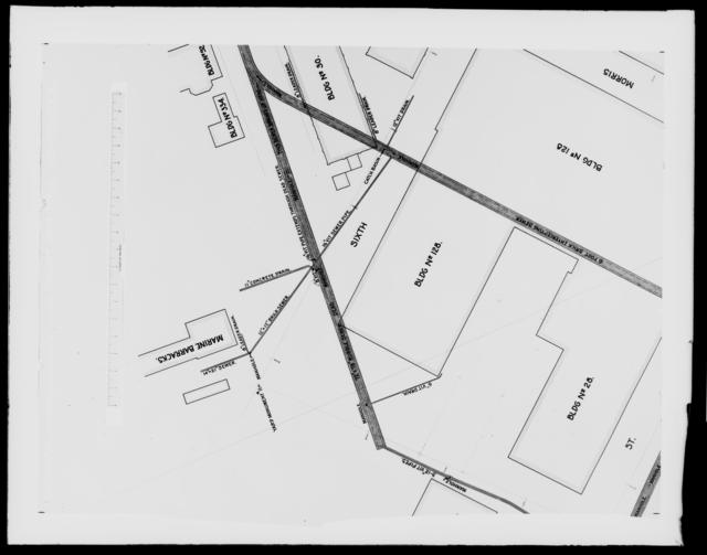 Court Map, Dry Dock 4