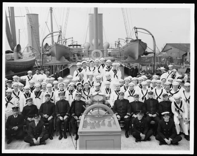 Crew of a Ship