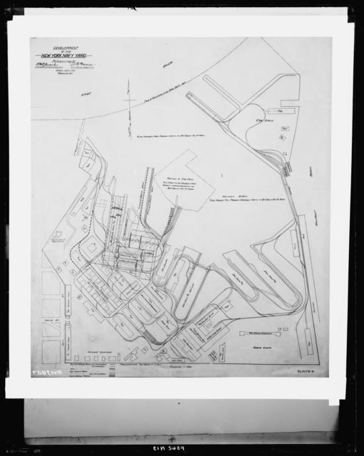 Development of the New York Navy Yard