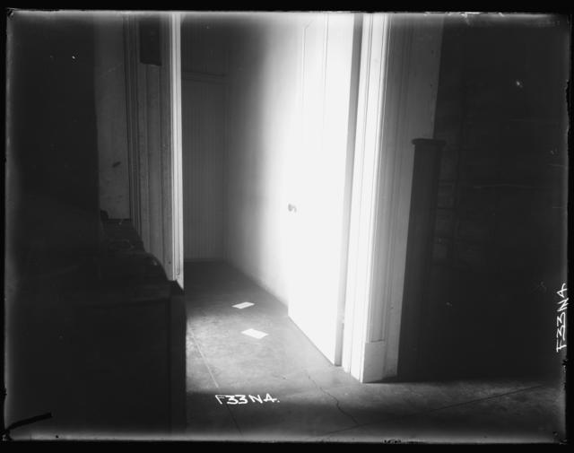 Doorway Inside Unidentified Building