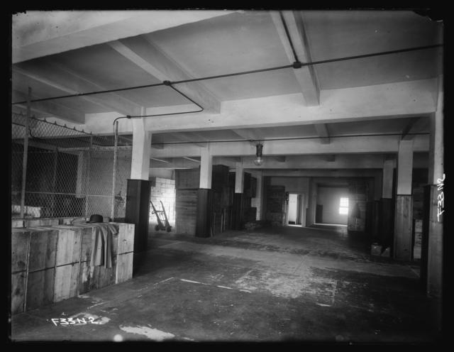 Inside of Unidentified Building