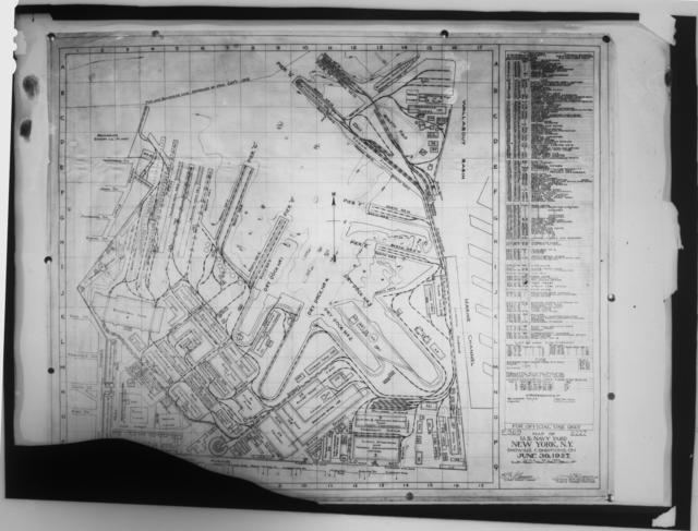 Map of Yard