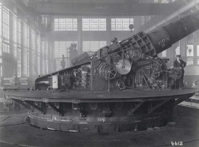 """#6612 16"""" Howitzer BC M 1920"""