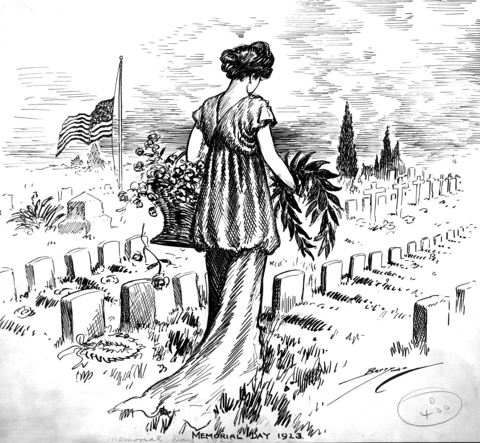 Memorial Day, 1923