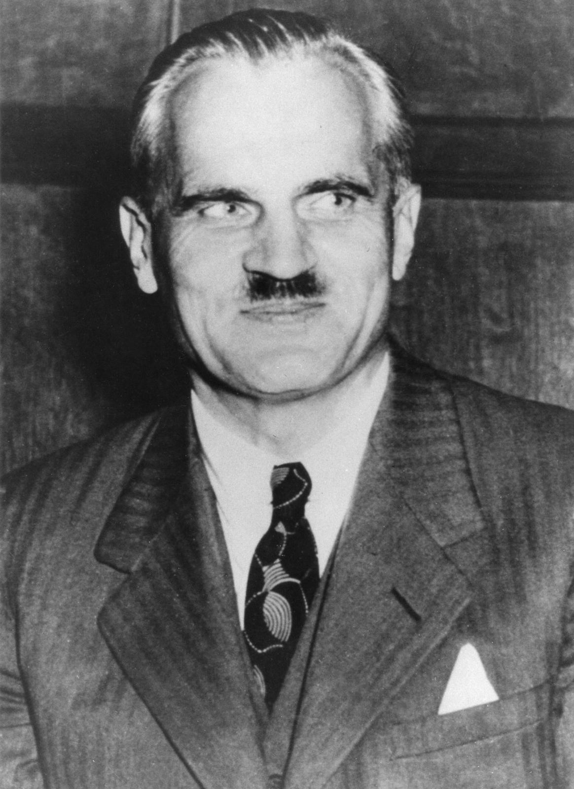 Arthur H. Compton, Nobel Prize in Physics, 1927. Principal Investigator/Project: Analog Conversion Project
