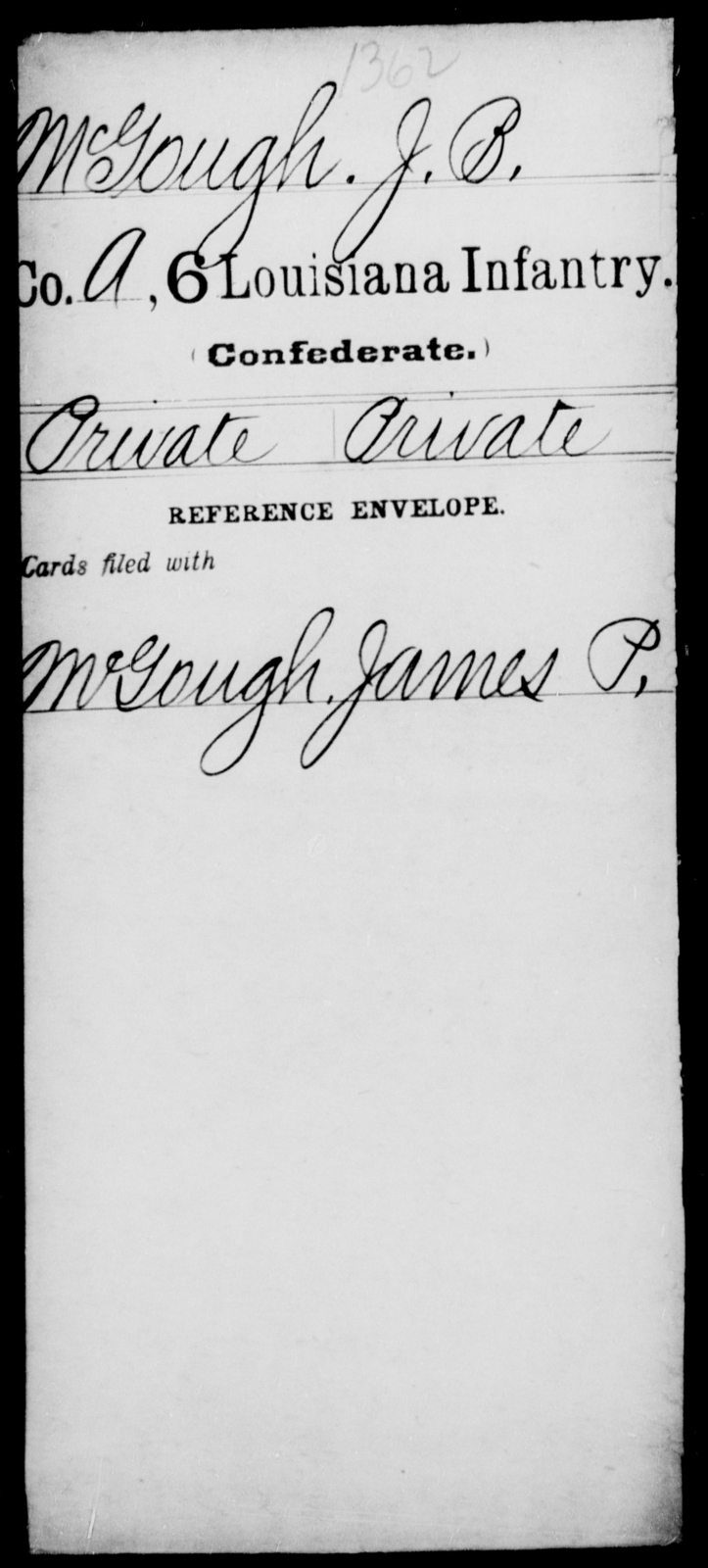McGough, J B - Age [Blank], Year: [Blank] - C, Lo - Me - Louisiana
