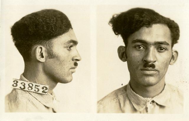 Photograph of Dewey Upton