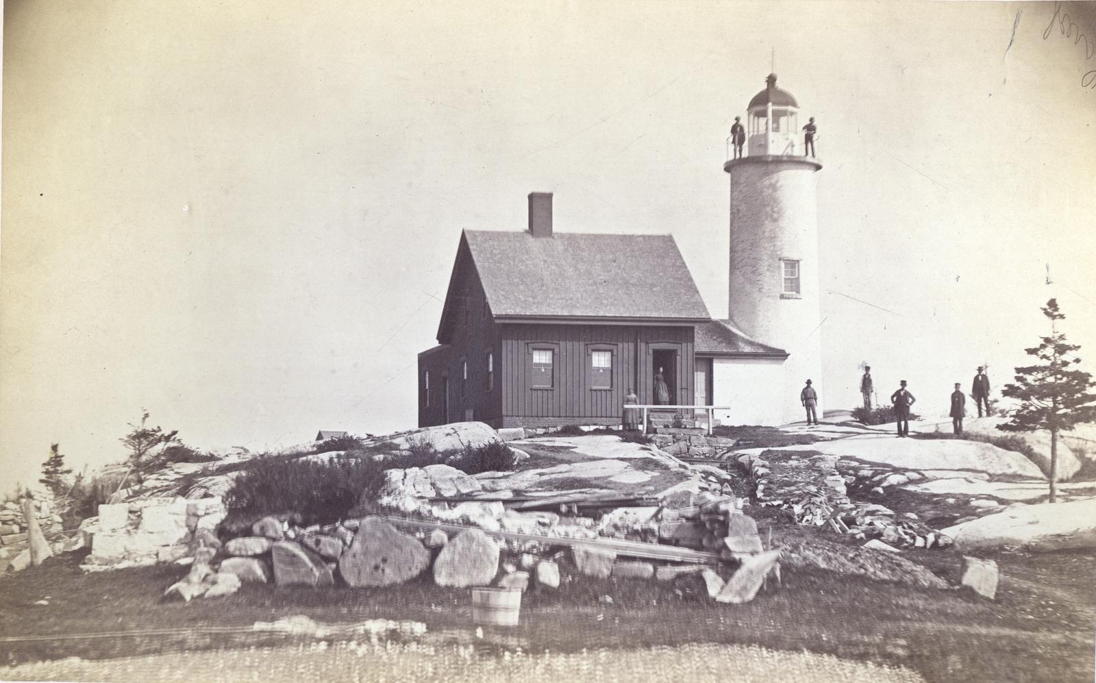 Baker Island -- Maine