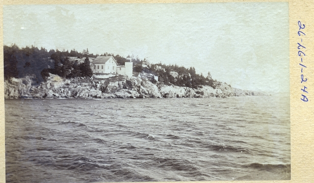Bass Harbor Head -- Maine