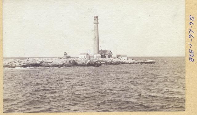 Boon Island -- Maine