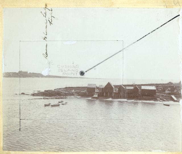 Cushing Island Point -- Maine