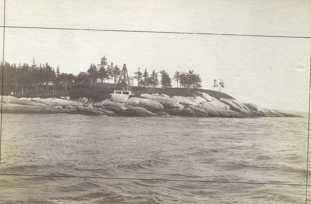 Deer Island Thorofare -- Maine