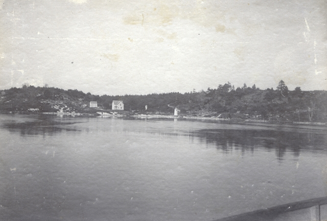 Doubling Point -- Maine